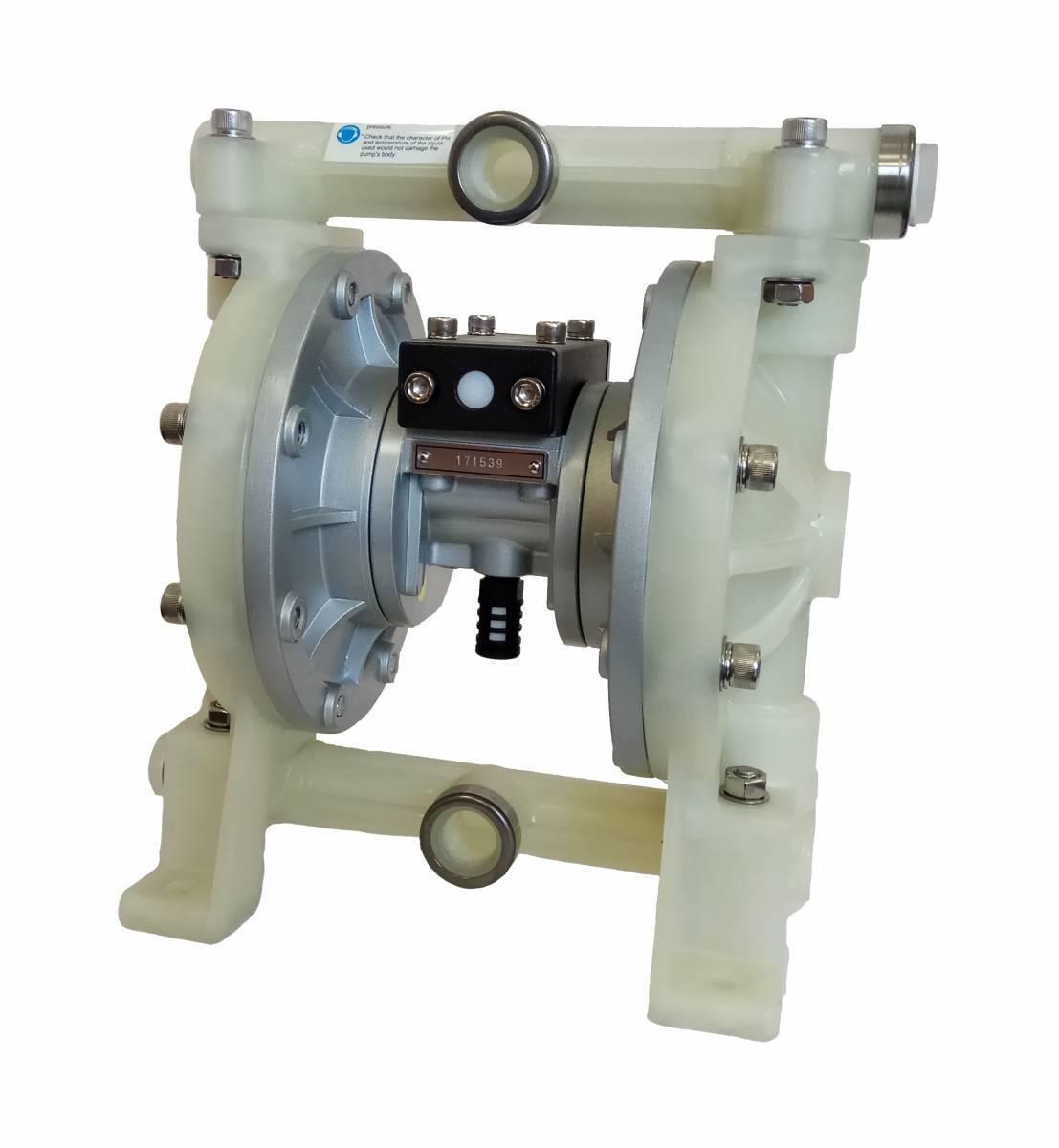 Мембранный насос 1/2quot; пневматический Air Pro VAP-PP20T
